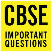 CBSE IMPORTANT QUESTIONS icon