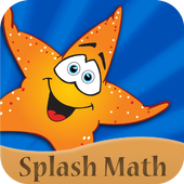 First Grade Learning Math Game icon