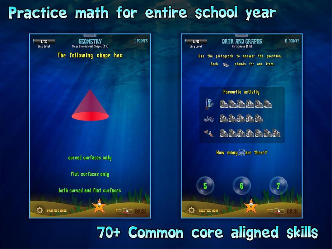 First Grade Learning Math Game For Android Apk Download