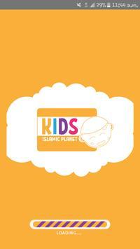 Islamic Kids Planet poster