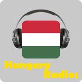Hungary Radios Live icon