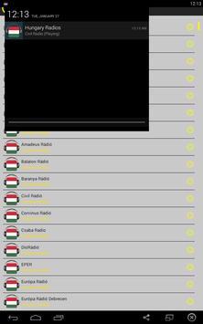 Hungary Radios Live apk screenshot