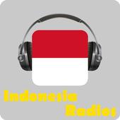 Indonesia Radios Live icon