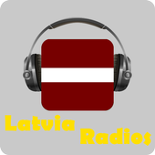 Latvia Radios Live icon