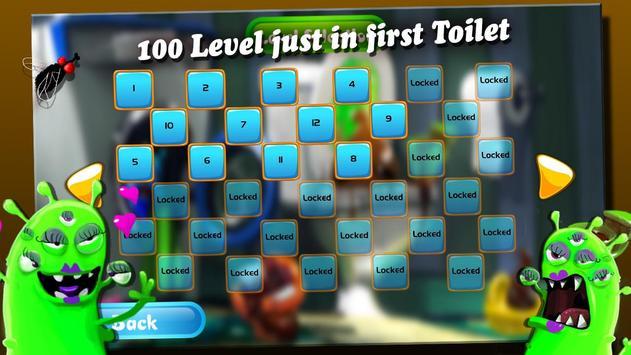 Modern Toilet Cooking Fever apk screenshot