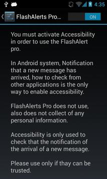 Call Flash Alerts 360 screenshot 6
