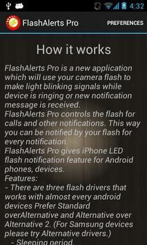 Call Flash Alerts 360 screenshot 11