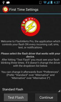 Call Flash Alerts 360 screenshot 1