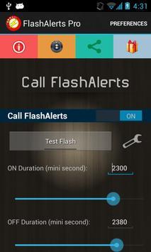 Call Flash Alerts 360 screenshot 3