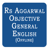 RS Aggarwal Objective General English icon