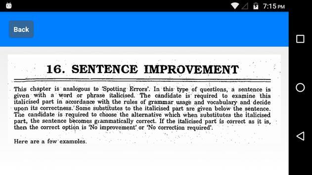 RS Aggarwal Objective General English screenshot 4