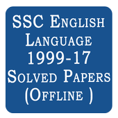 SSC English Language 1999-17 Solved Papers icon