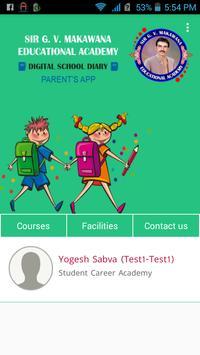 Student Academy Chokdi screenshot 1