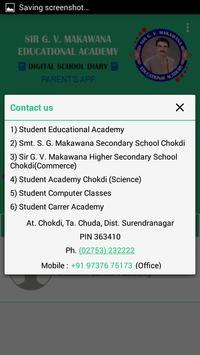 Student Academy Chokdi screenshot 4