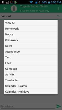 Student Academy Chokdi screenshot 5