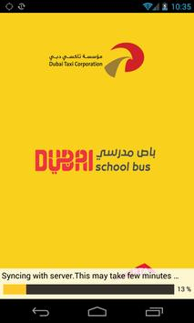 RTA School Bus poster
