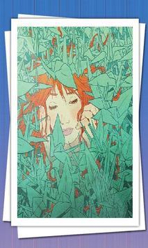 Оригами poster