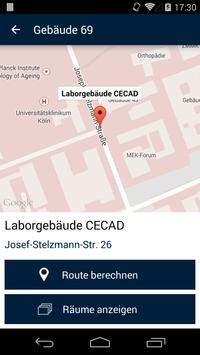 CampusKöln apk screenshot