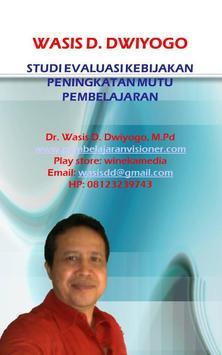 Wasis Studi Evaluasi Kebijakan poster