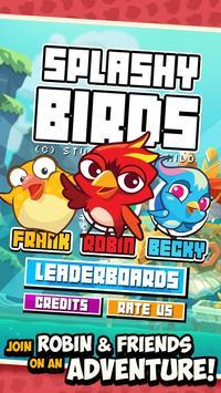 Splashy Birds poster