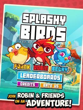 Splashy Birds apk screenshot