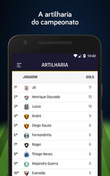 Brasileirão 2018 - Série A e B apk screenshot
