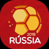 Copa do Mundo Rússia 2018 - Jogos, tabela e mais icon