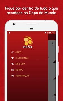 Copa do Mundo Rússia 2018 - Jogos, tabela e mais poster