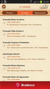 Festival de Tiradentes apk screenshot