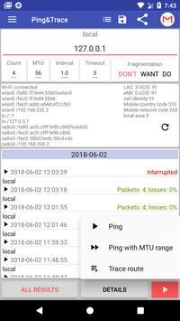 Ping & Trace screenshot 2