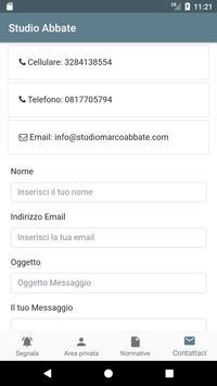 Studio Marco Abbate Condominio apk screenshot
