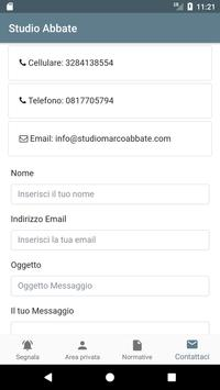 Studio Marco Abbate Condominio screenshot 4