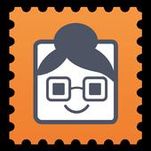 Omapost icon