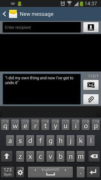 NO | 100 Ways to say No apk screenshot
