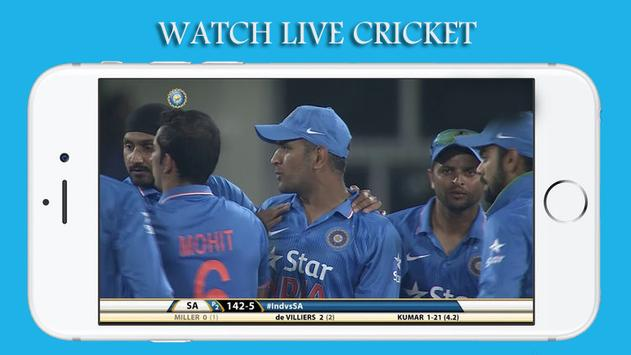 Live Cricket TV Streaming HD for Android - APK Download