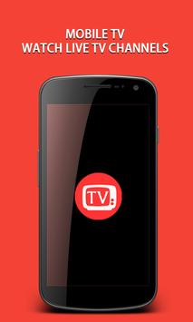 Mobile TV : Live TV,Sports TV & Movies for Android - APK