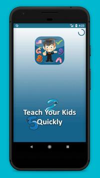 Teach Your Kids Quickly poster