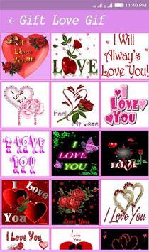 Gift Love Gif poster