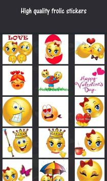 Stickers for Messenger screenshot 1