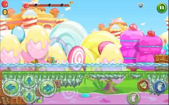 Amazing Spider Hero Jungle Run screenshot 19
