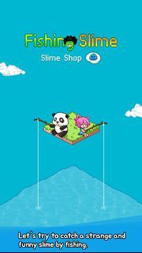 Fishing Slime poster