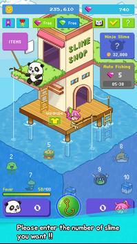 Fishing Slime apk screenshot