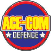 Ace-Com Defence: One Tap Tower Defense icon