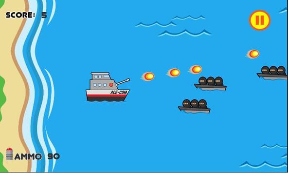Ace-Com Defence: One Tap Tower Defense screenshot 3