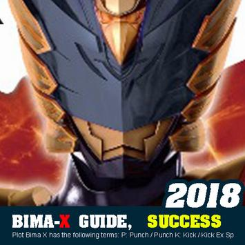 Guide BIMA-X Update Bug 2018 poster