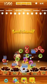 Crazy Nuts Bubble apk screenshot
