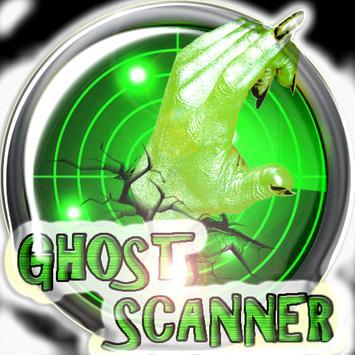 Ghost Scanner Prank apk screenshot