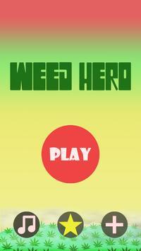 Weed Hero poster