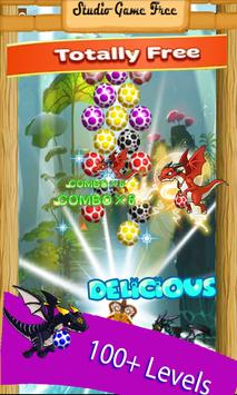 Dragon Egg Shoot - Bắn trứng apk screenshot