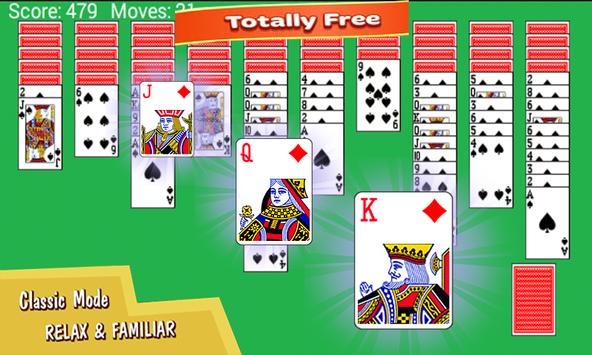 Spider Solitaire Puzzle screenshot 3